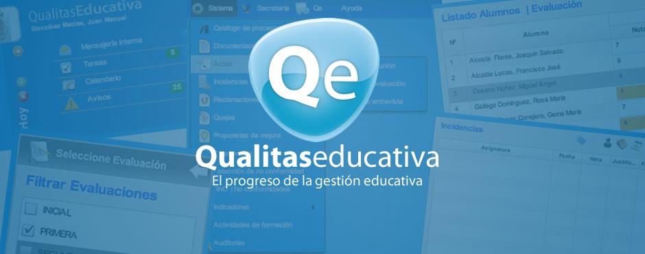 <h1>Qualitas Educativa</h1><p></p>