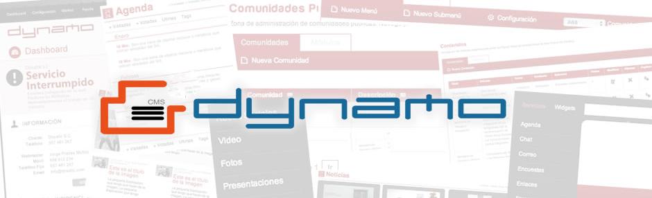 <h1>Dynamo 3.5 Nueva versión de nuestro Gestor de Contenidos</h1><p></p>