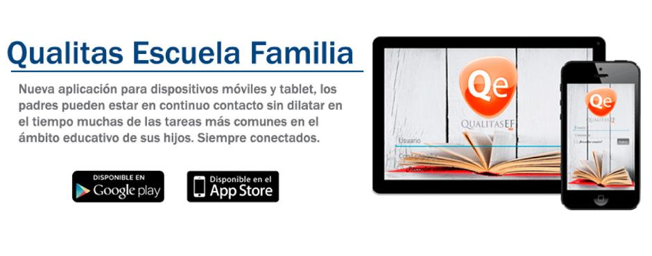 <h1>App Escuela Familia para Android e iOS</h1><p></p>